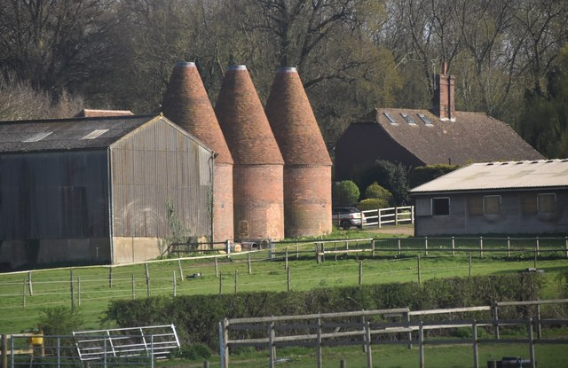 Bank Farm Oast