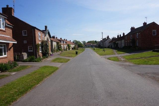 Marton Road, Marton
