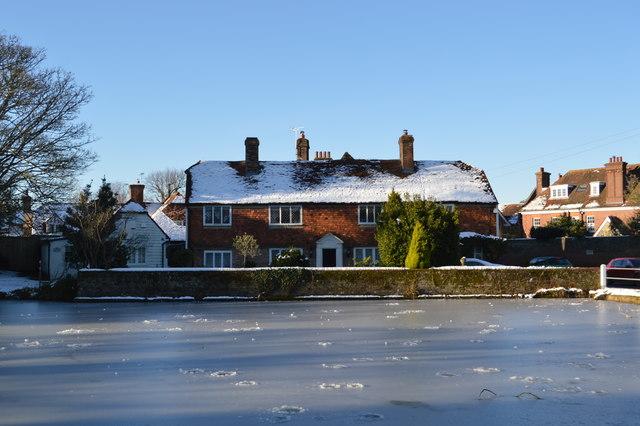 Hughenden across the Pond