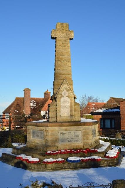Goudhurst War Memorial