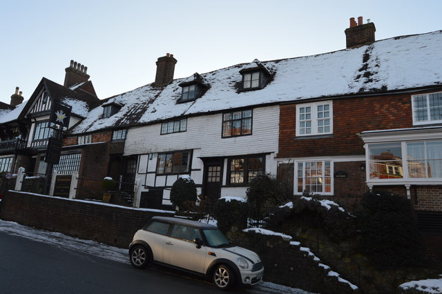 Former Eight Bells Inn