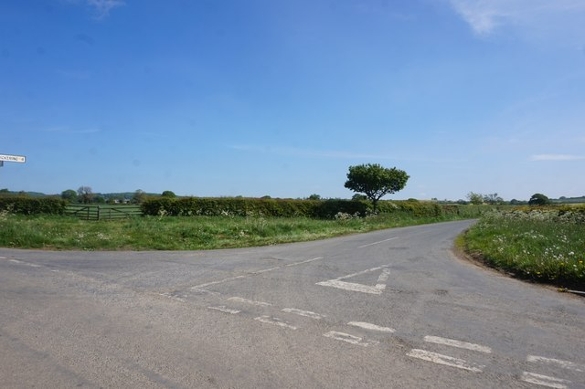 Gallowheads Lane from Marton Road