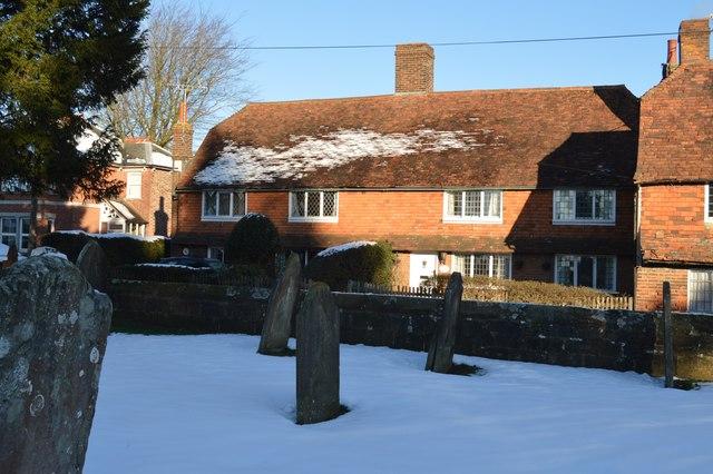 Weavers' Cottages
