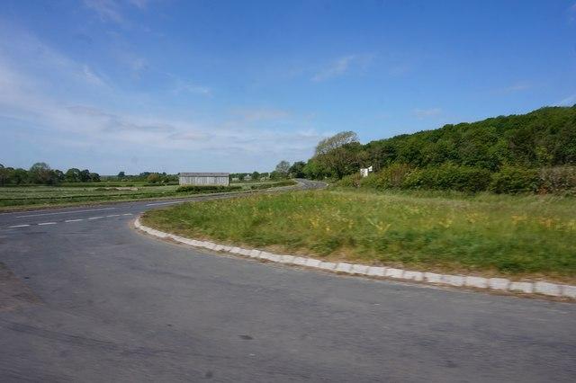 A170 at Main Street, Sinnington