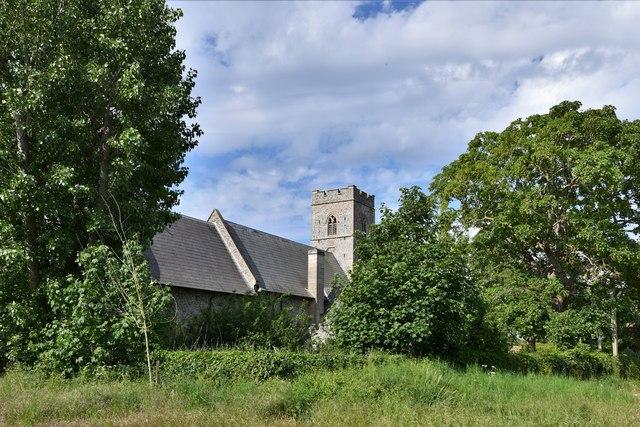 Flempton, St. Catherine's Church