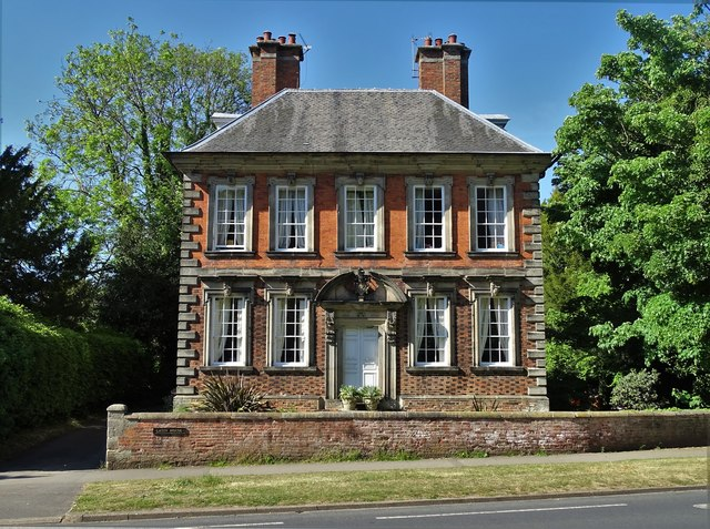 The Latin House, Risley