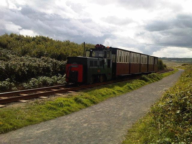 Giant's Causeway and Bushmills Railway