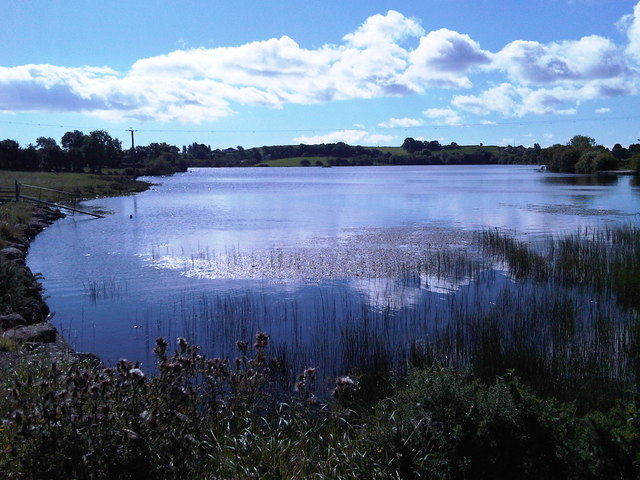 Lake off Ardnabannon Road