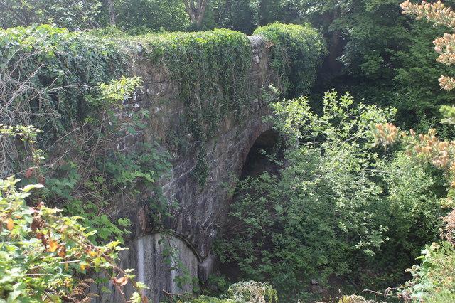 Bridge portal, Pennar Lane