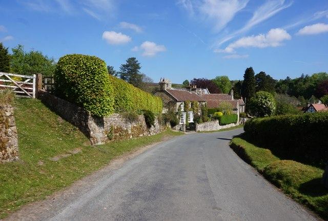 New Road, Lastingham