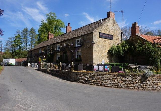 Blacksmiths Arms, Lastingham