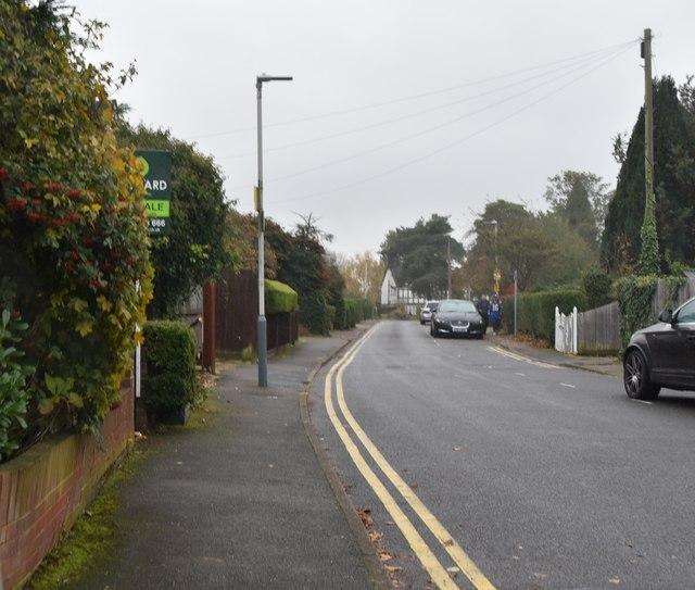 Ickenham Close