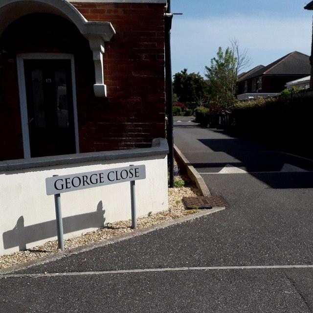 Ensbury Park: George Close