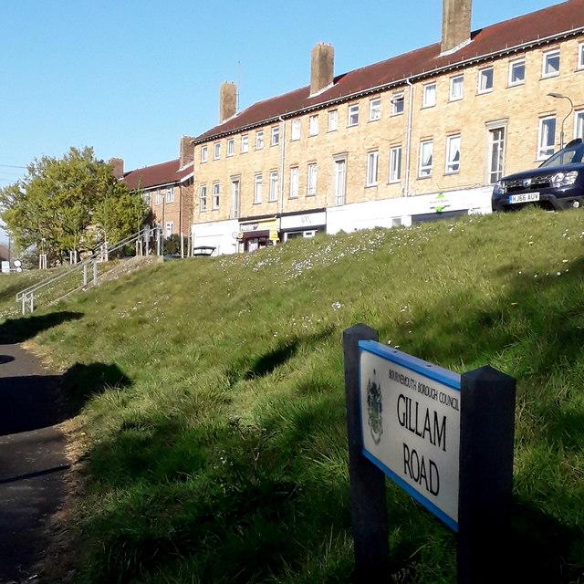 Northbourne: Gillam Road
