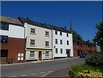 SX9192 : Papermaker House, Exe Street, Exeter by David Smith