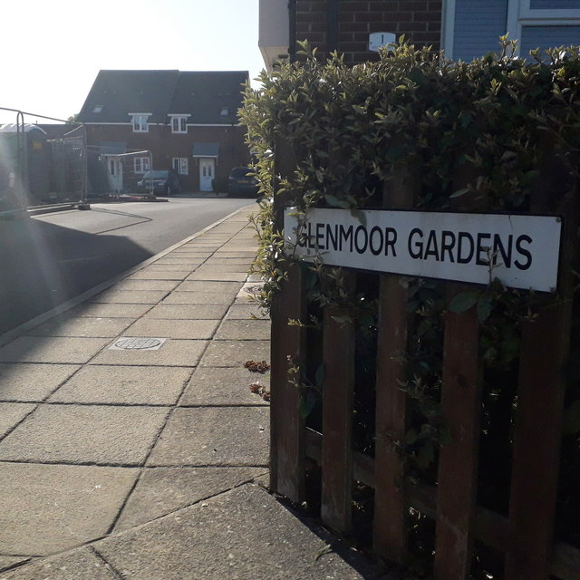 Ensbury Park: Glenmoor Gardens