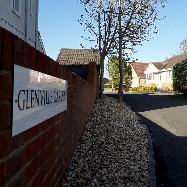 Ensbury Park: Glenville Gardens