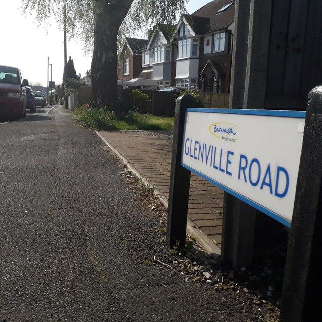 Ensbury Park: Glenville Road