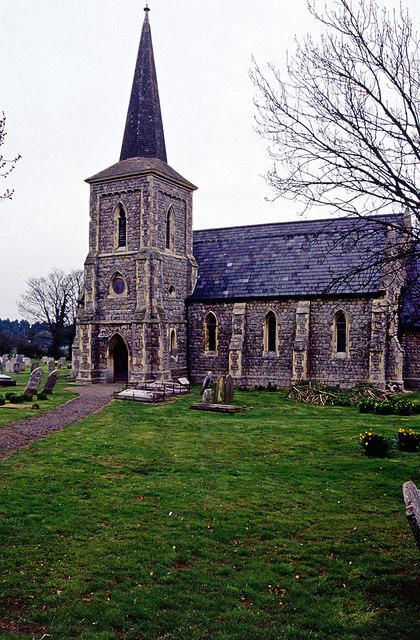 Foulness Church