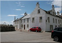 NO5603 : The White House and Merchant's House, Esplanade, Anstruther Wester by Richard Sutcliffe