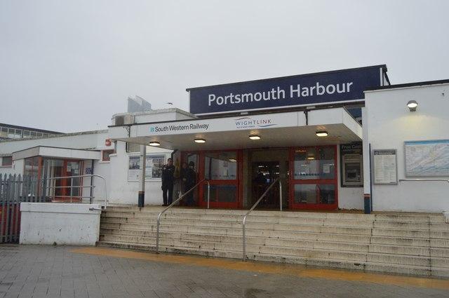Portsmouth Harbour Station