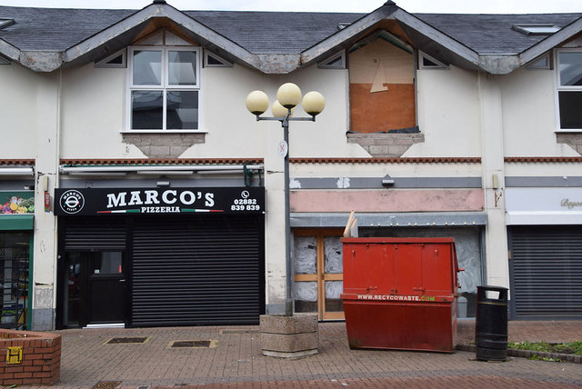 Businesses in Prospect Court, Omagh