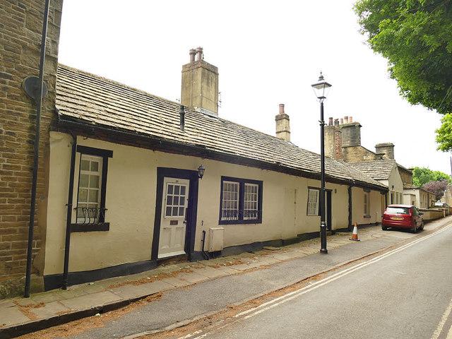 Cottages in Fulneck