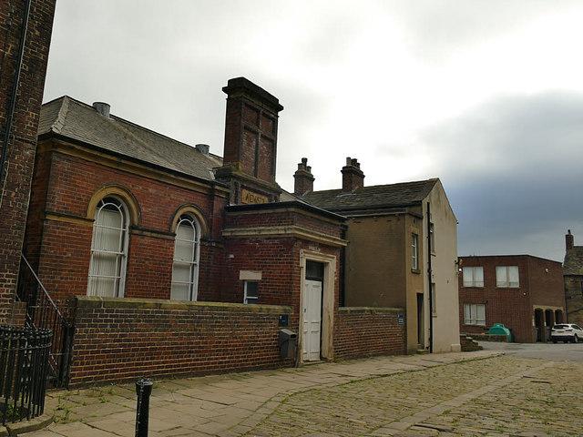 1879 building, Fulneck