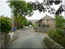 SE0028 : Wadsworth Footpath 75, Link 3, Chiserley by Humphrey Bolton