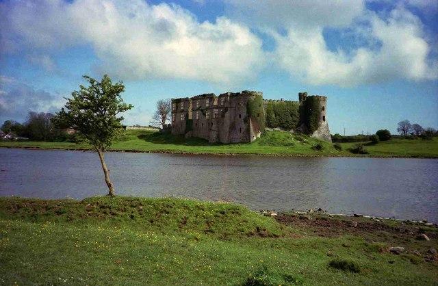 Carew: Carew Castle