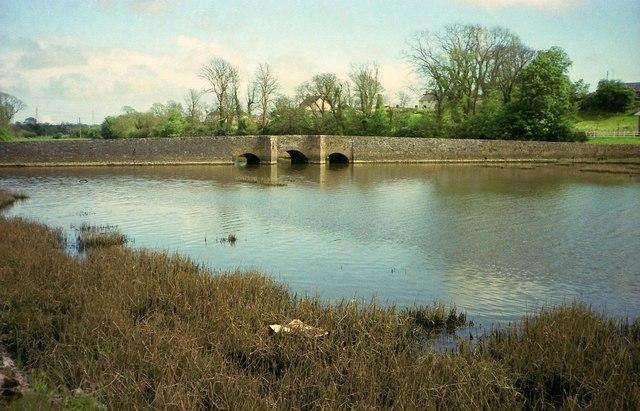 Carew: Carew Bridge