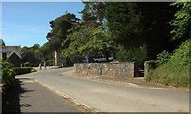 SX7962 : Park Road, Dartington by Derek Harper