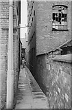 SJ6552 : Pall Mall, Nantwich – 1963 by Alan Murray-Rust