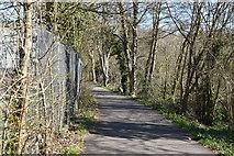 TQ6041 : Footpath to Knights Park by N Chadwick