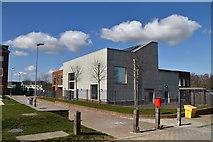 TQ6041 : Skinners' Kent Academy (SKA) Primary School, Knights Wood by N Chadwick