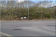TQ5941 : Lamberts Rd, Dowding Way junction by N Chadwick