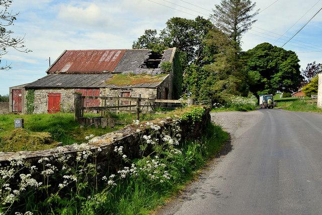Glenhoy Road, Cleanally