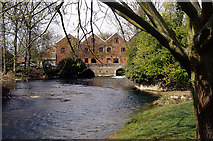 TG1508 : Bawburgh Mill by Stephen McKay