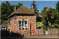 SX8963 : Court Cottages, Cockington by Derek Harper