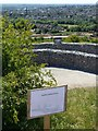 SK6143 : Southern Viewing Platform, Gedling Country Park by Alan Murray-Rust