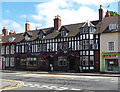 SO8455 : The Talbot, Barbourne Road, Worcester by Stephen Richards