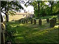SE2107 : Friends burial ground and Meeting House, Quaker Bottom by Brian Morris