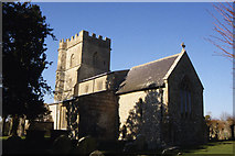 SU1872 : Ogbourne St Andrew - St Andrew's Church by Colin Park