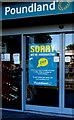 ST3486 : ZZZ - SORRY, WE'RE HIBERNATING, Newport Retail Park by Jaggery