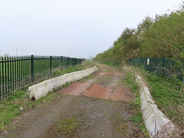 Network Rail track