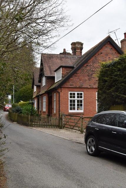 Cottage, Cornford Rd by N Chadwick