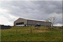 TQ6139 : Barn, Mouseden by N Chadwick