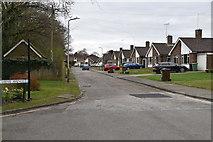 TQ6038 : Cleeve Avenue by N Chadwick