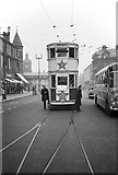 SD3036 : The last day of trams on Dickson Road -7 by Alan Murray-Rust