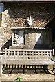 TL5108 : William Cole Memorial & Silver Jubilee Seat by Glyn Baker